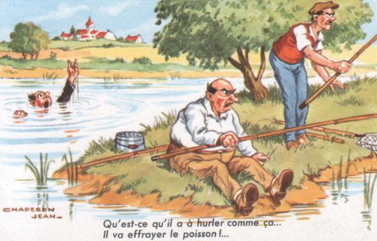 Zavidovo la pêche les rapports